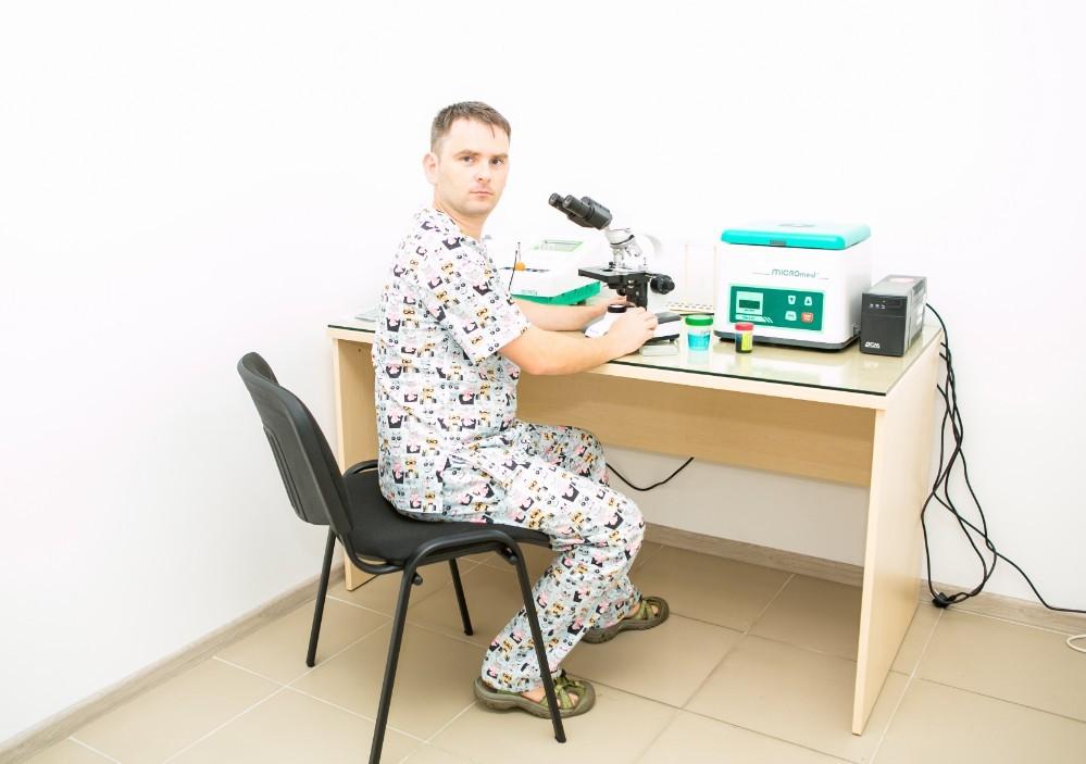 Цілодобова ветеринарна клініка м. Львів